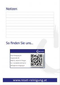 Reset Folder